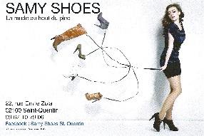 avis Samy Shoes